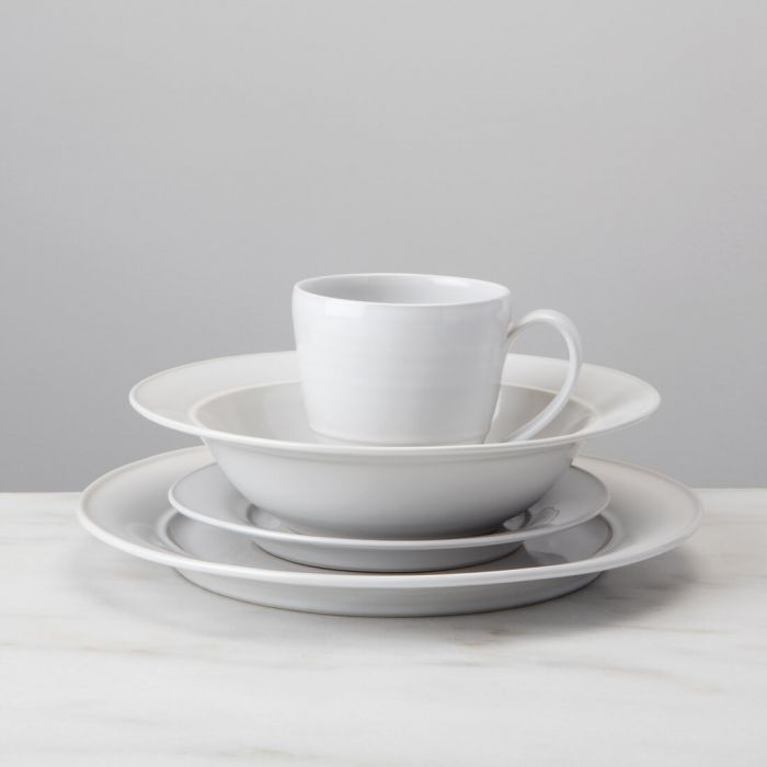 Simon Pearce Cavendish Stoneware Pasta Bowl     Available in 2 Colors