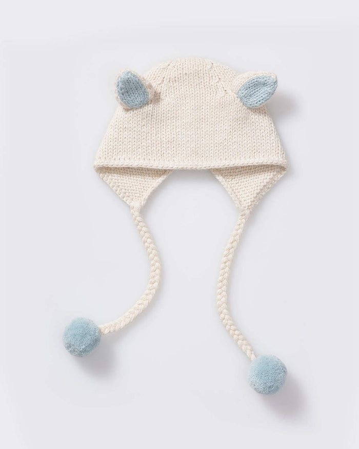 Alicia Adams Bunny Hat for Babies