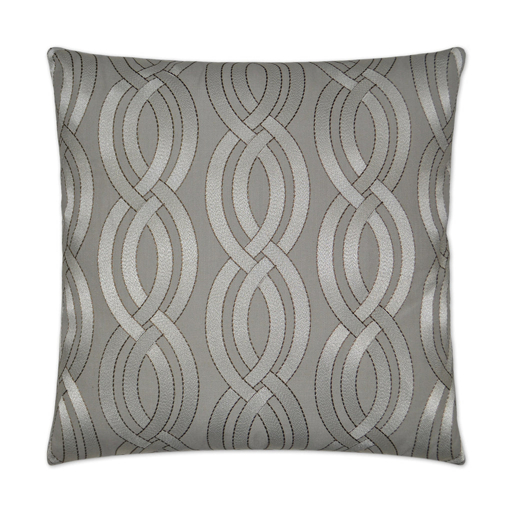 DECORATIVE PILLOW WINDING PATH