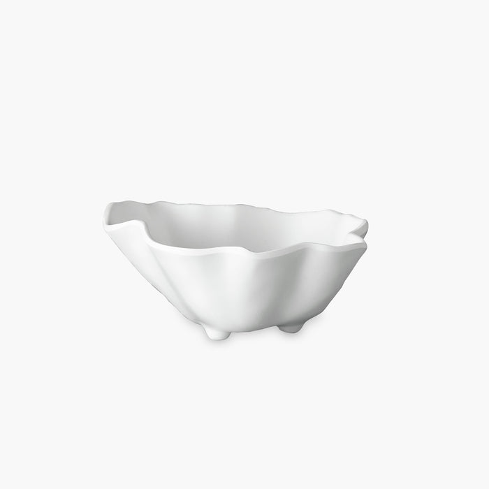 Melamine White Small Bowl