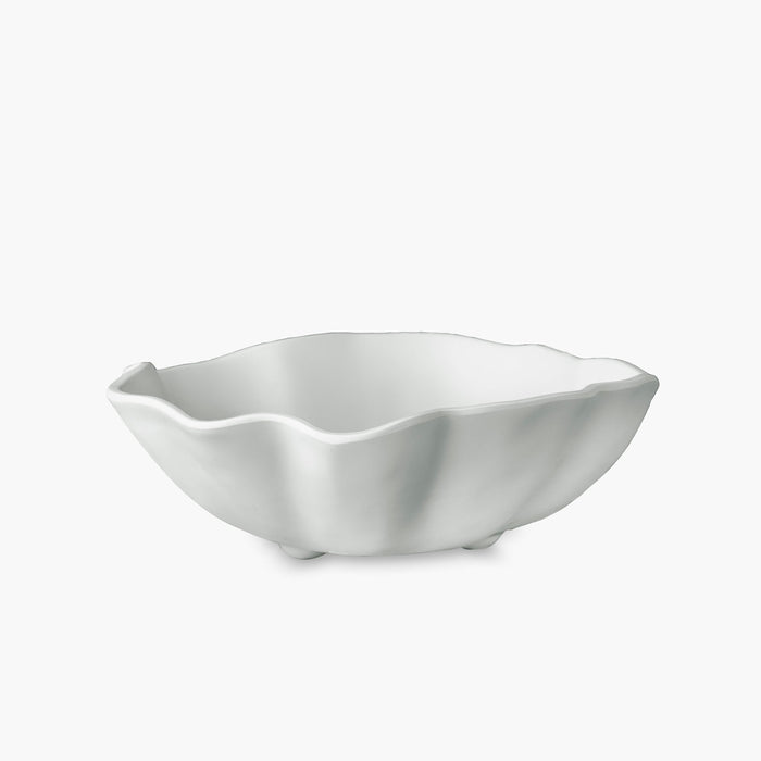 Melamine White Medium Bowl