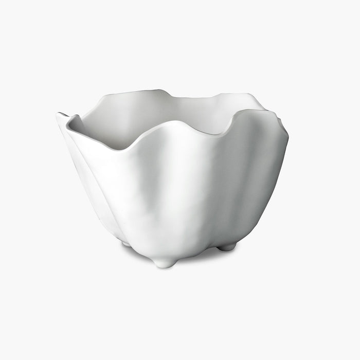 Melamine White Ice Bucket