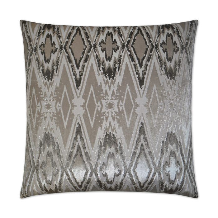 DECORATIVE PILLOW - Maximus Diamond / Platinum