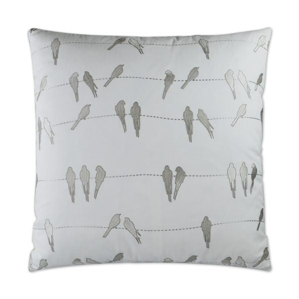 DECORATIVE PILLOW TWEETER