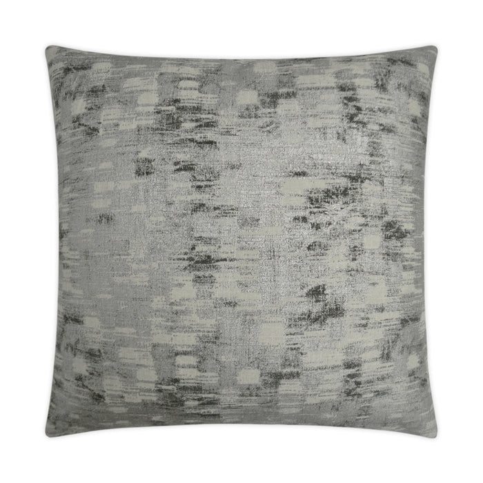 DECORATIVE PILLOW -  Seychells / Graphite