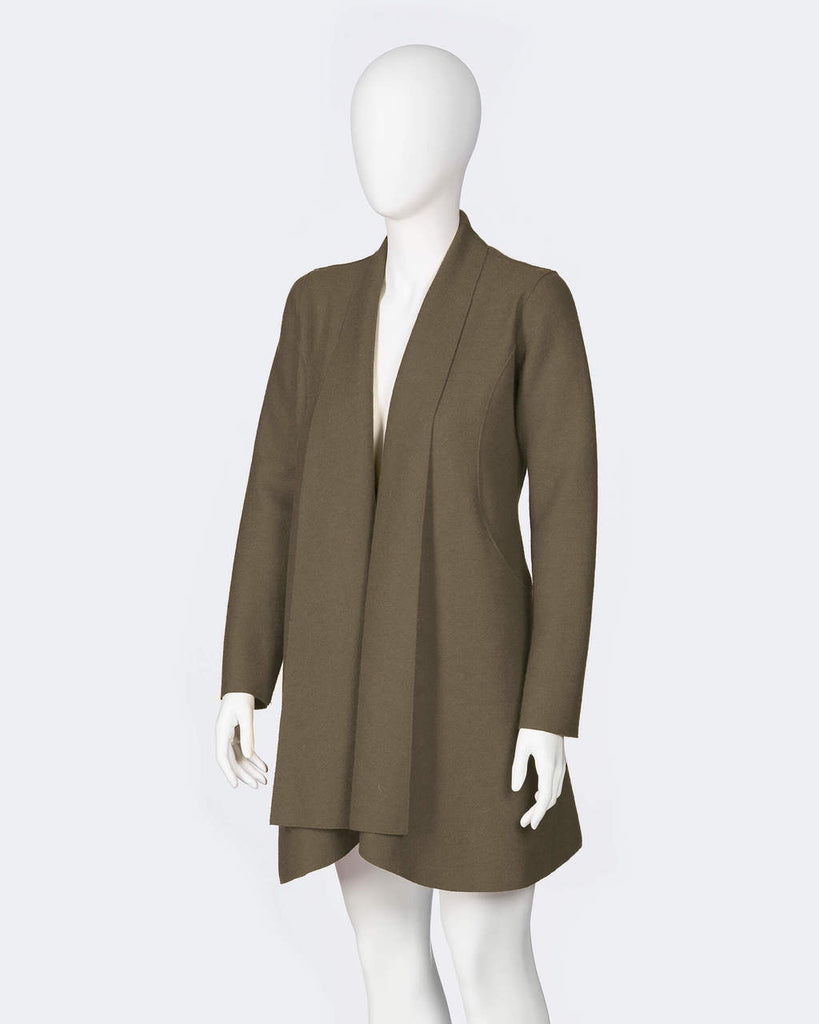 Alicia Adams Swing Coat