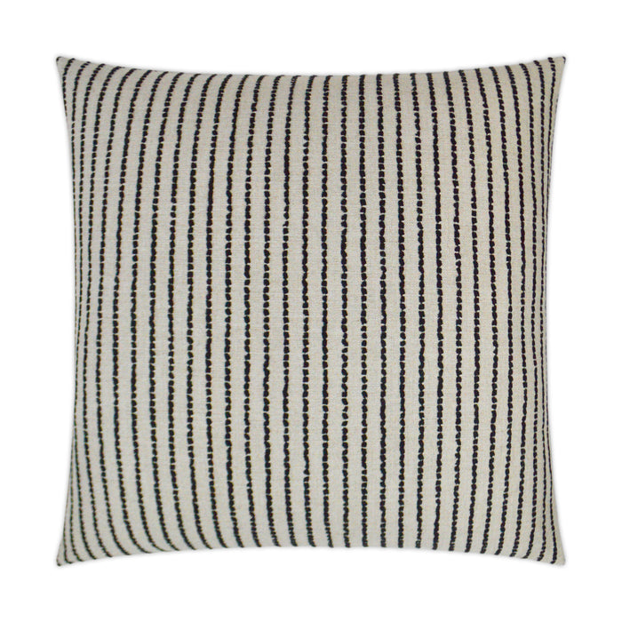 DECORATIVE PILLOW - Demetria / Black