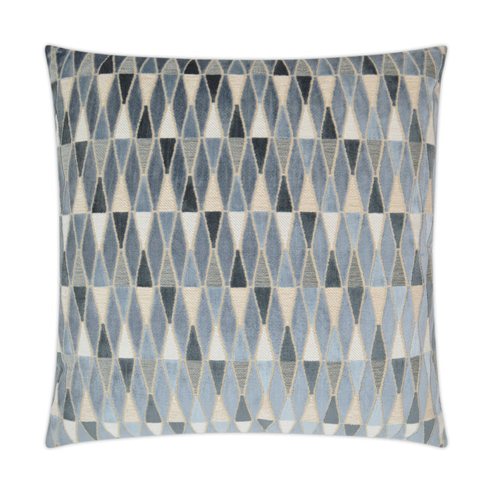 DECORATIVE PILLOW - Abrash / Atlantic