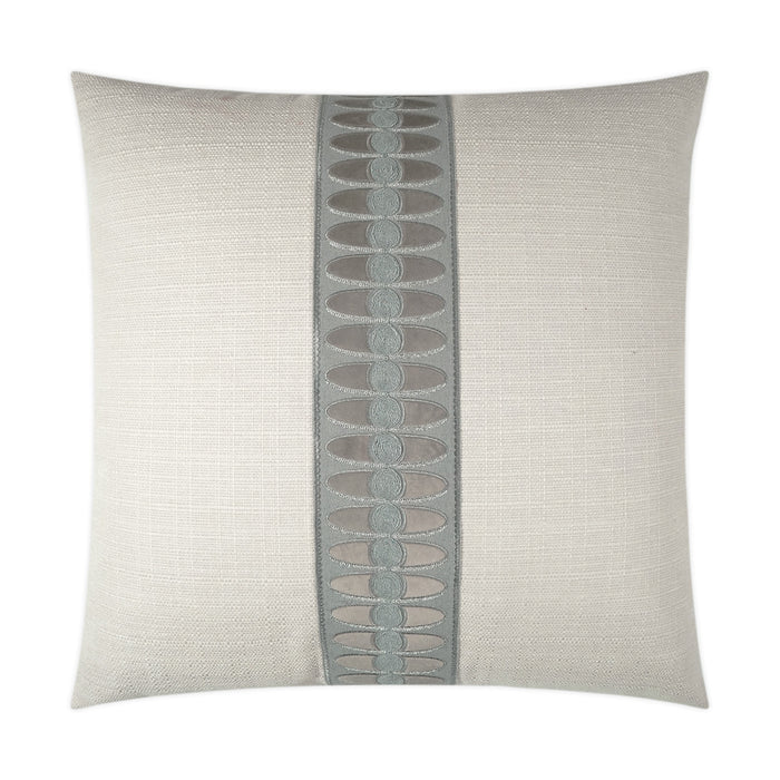 DECORATIVE PILLOW - Matti Linen / Smoke  Available in 2 Sizes