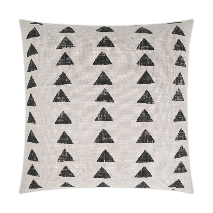 DECORATIVE PILLOW -Nomadic/ Graphite Available in 2 Sizes