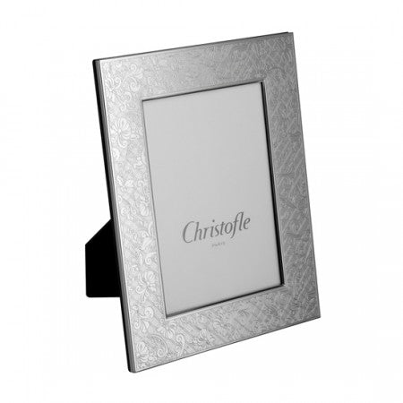 CHRISTOFLE Jardin d' Eden SILVER PLATED PICTURE FRAME