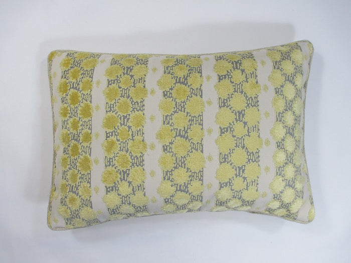 Anthem Christian Jonquil Velvet Pillow