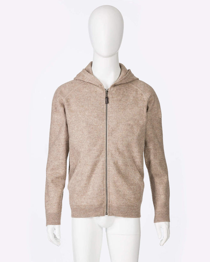 Alicia Adams Women's Verbier Zip Up Sweater