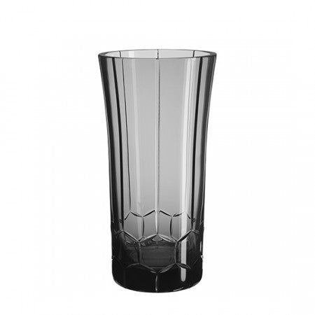 CHRISTOFLE Madison 6 Grey CRYSTAL Vase