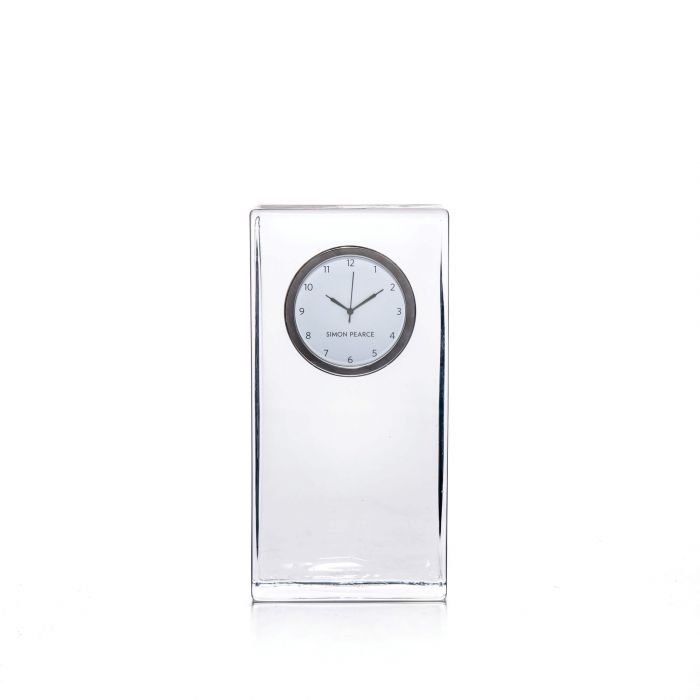 Simon Pearce Woodbury Tall Clock with Gift Box