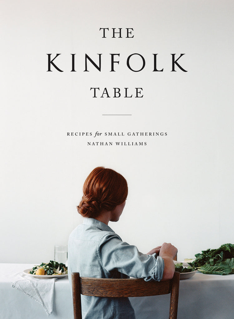 KINFOLK TABLE BY WILLIAMS