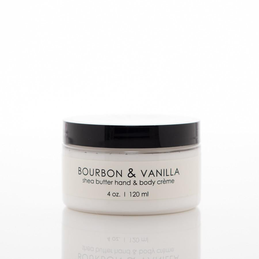 Shea Hand Cream Bourbon Vanilla by Formulary 55