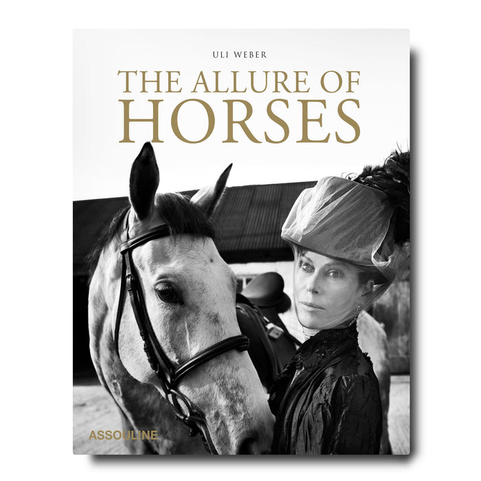 The Allure of Horses Book