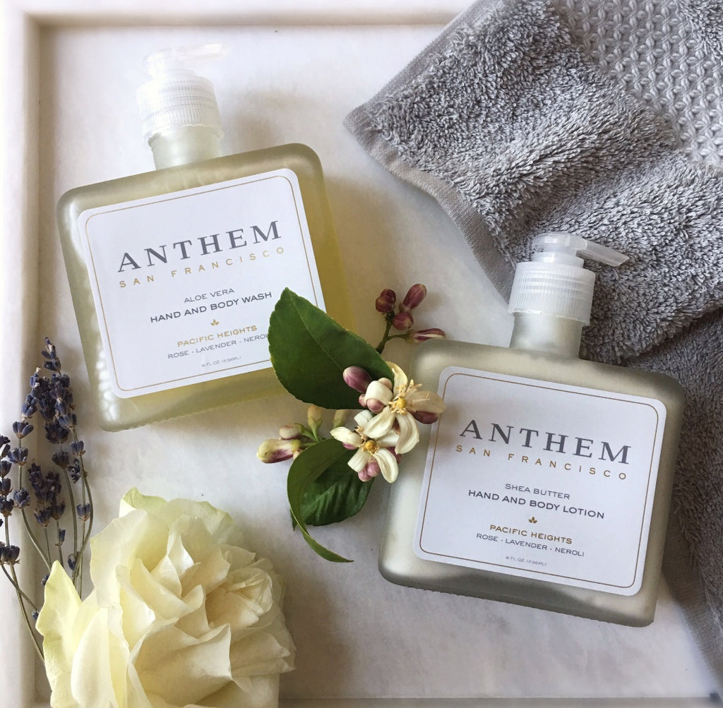 ANTHEM PACIFIC HEIGHTS HAND AND BODY LOTION 8oz