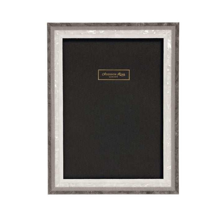 GREY STUDIO MOTHER OF PEARL MARQUETRY Frame
