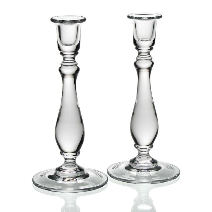 WILLIAM YEOWARD Meryl  Candlesticks / Pair