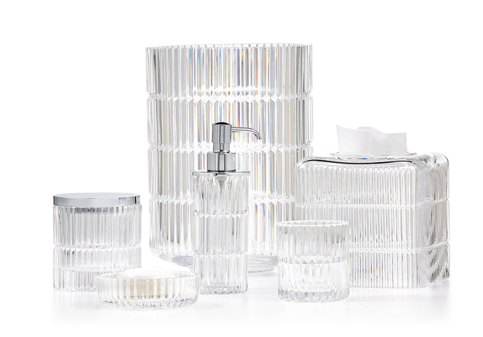 Labrazel Prizma Clear Bath Accessories