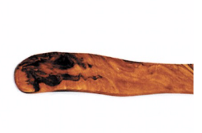 Rustic Olive Wood Knife