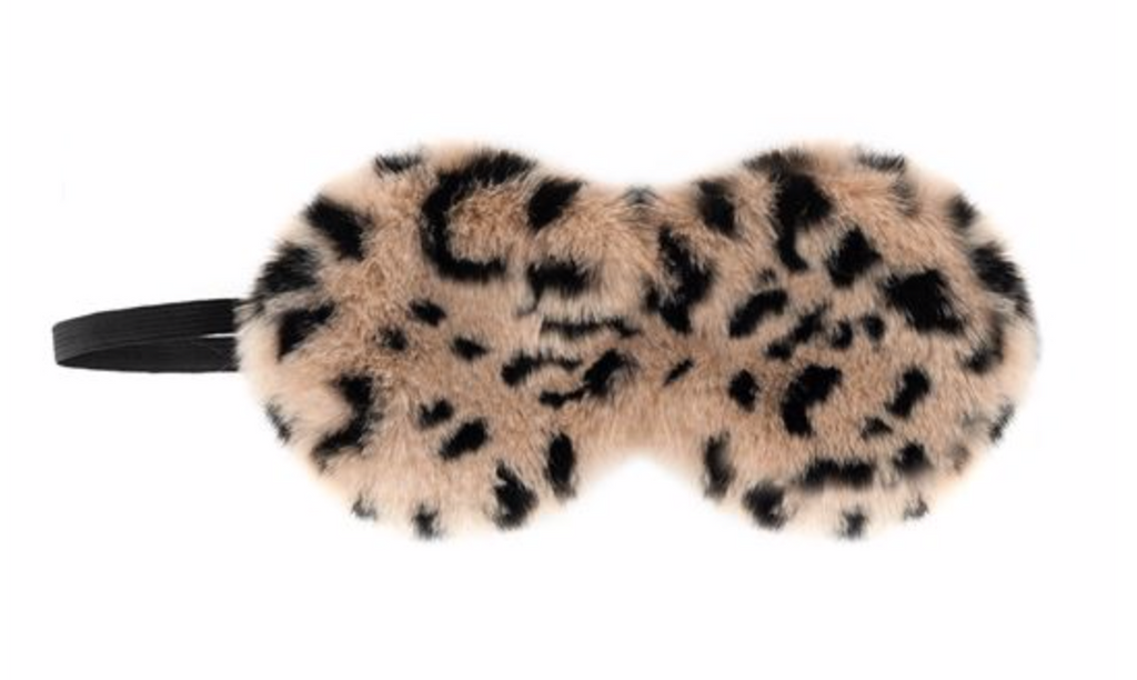 Faux Fur Sleep Masks -- Available in 7 Furs