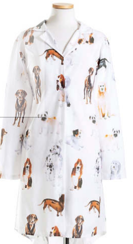 Woof Cotton Night Shirt