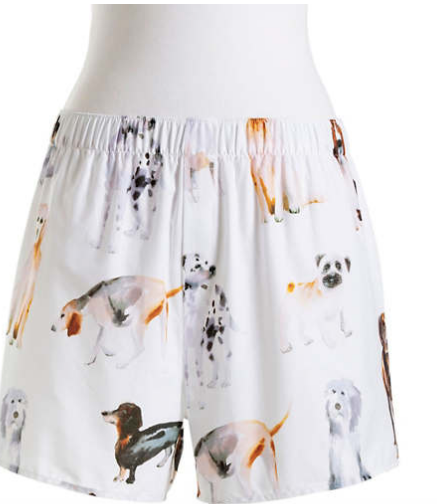 Woof Cotton Boxer Short