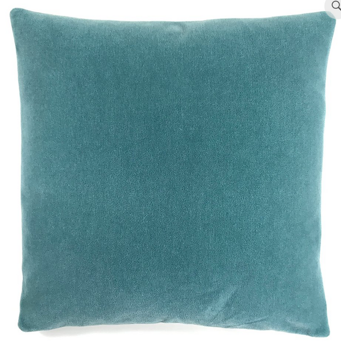 Anthem Mohair Mist Pillow