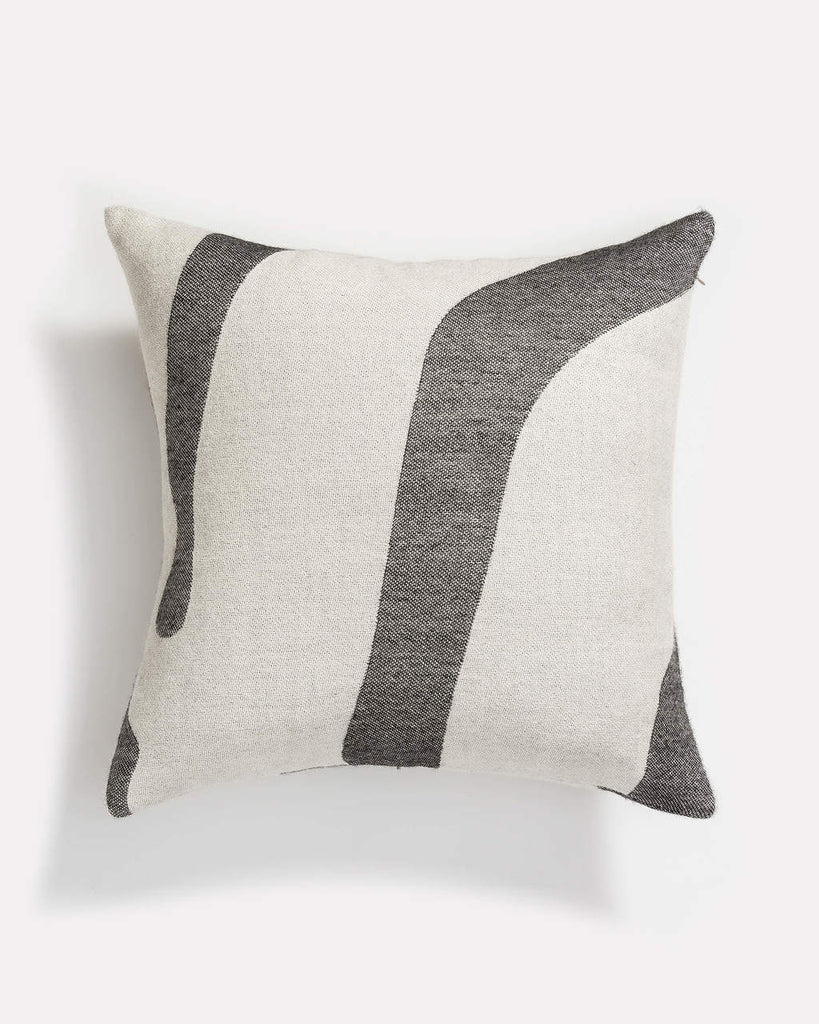 Alicia Adams Alpaca Zebra Pillow