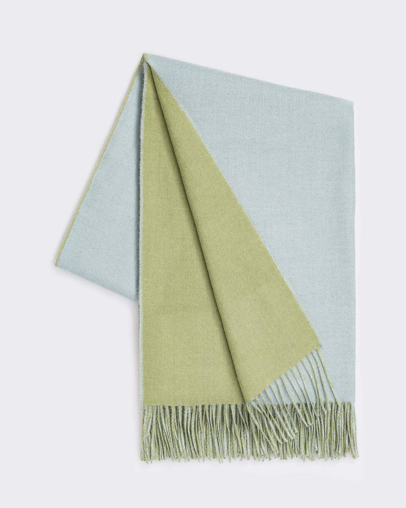 Alicia Adams Reversible Throw Collection