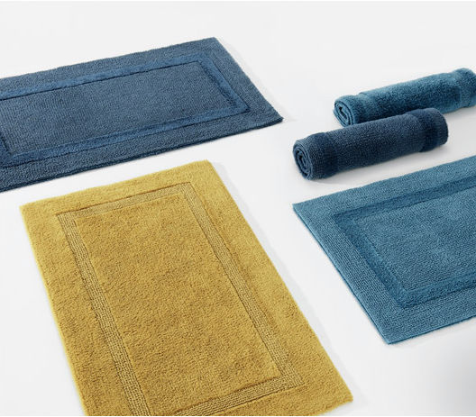 Reversible Rug Collection by Abyss & Habidecor (Colors L-O)