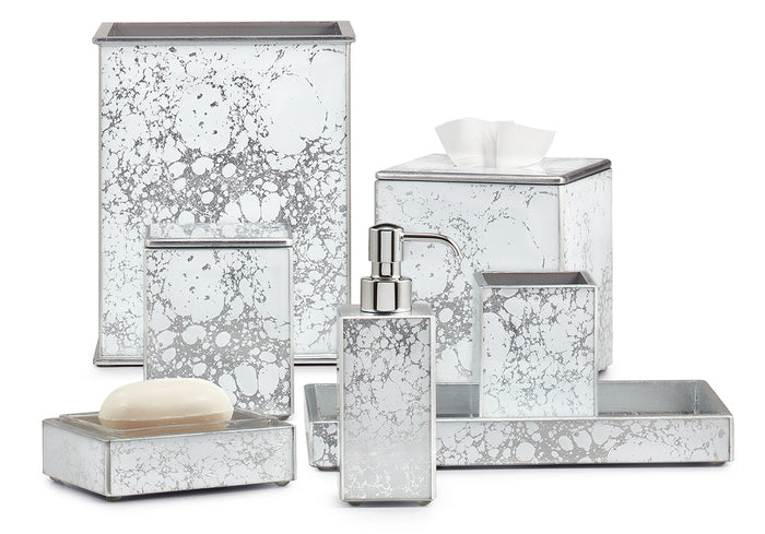 Labrazel Amari Silver Bath Accessories