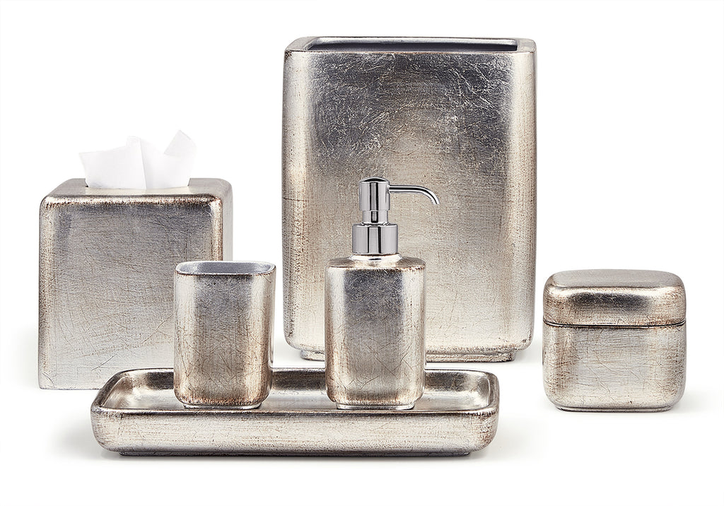 Labrazel Ava Silver Bath Accessories