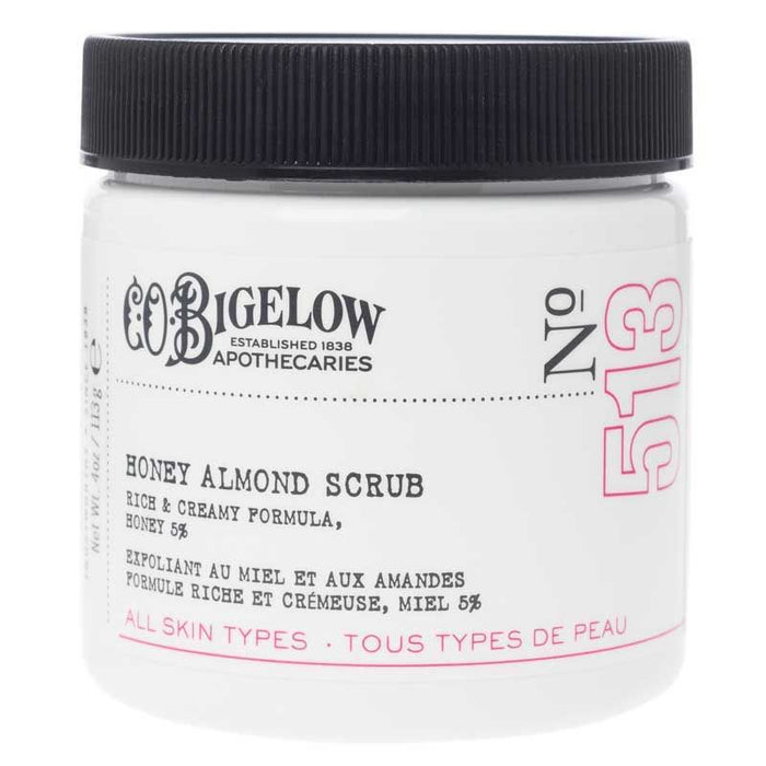 Honey Almond Facial Scrub by C.O. Bigelow