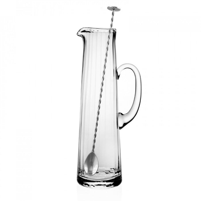WILLIAM YEOWARD CORINNE TALL COCKTAIL JUG AND SPOON
