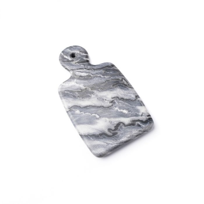 Simon Pearce Grey Small Marble Board