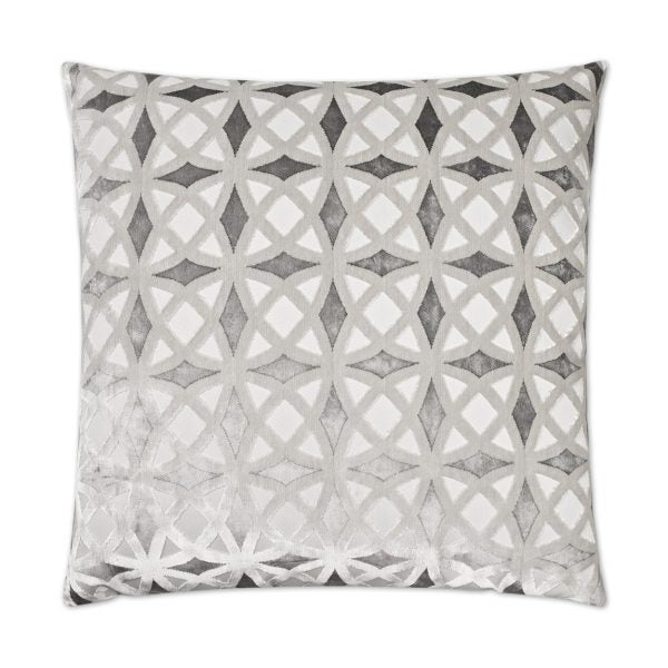 DECORATIVE PILLOW - KRAUS / Platinum
