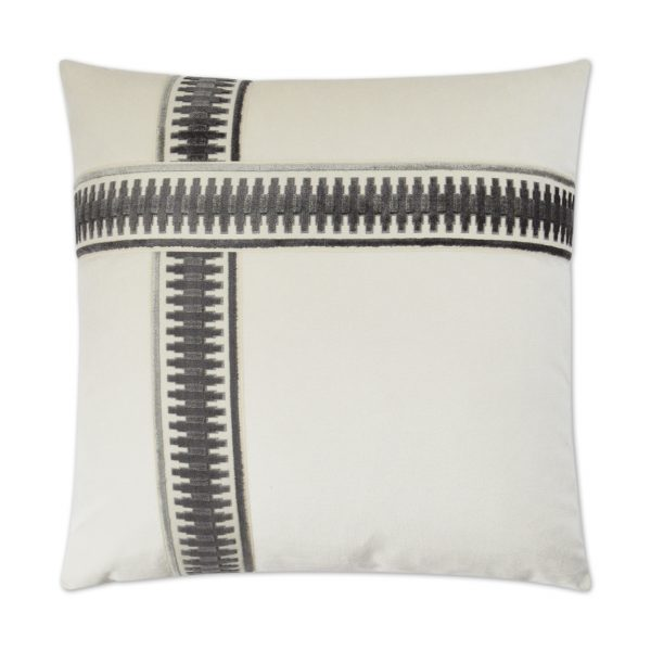 DECORATIVE PILLOW - ANTIBES II / Grey