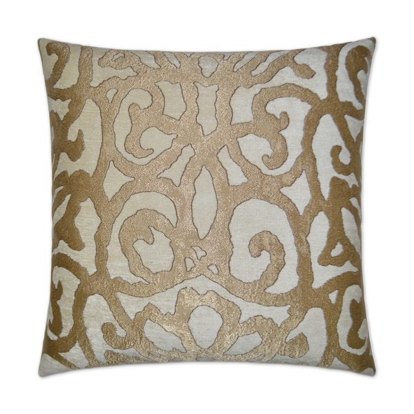 DECORATIVE PILLOW - BASILEUS / Gold