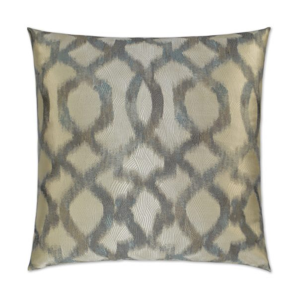 DECORATIVE PILLOW FAUX FRESCO
