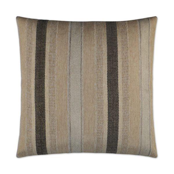 DECORATIVE PILLOW - HABITAT / Caviar