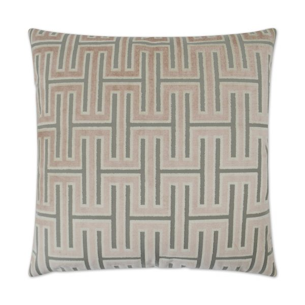 DECORATIVE PILLOW - CARLYLE / Blush