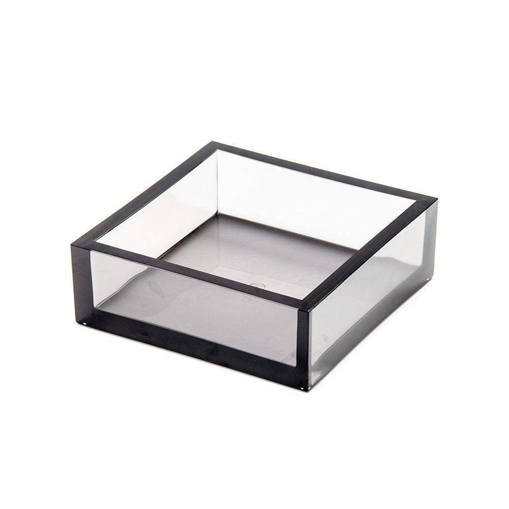 Acrylic NAPKIN HOLDERS  Available in 3 sizes & 2 Colors