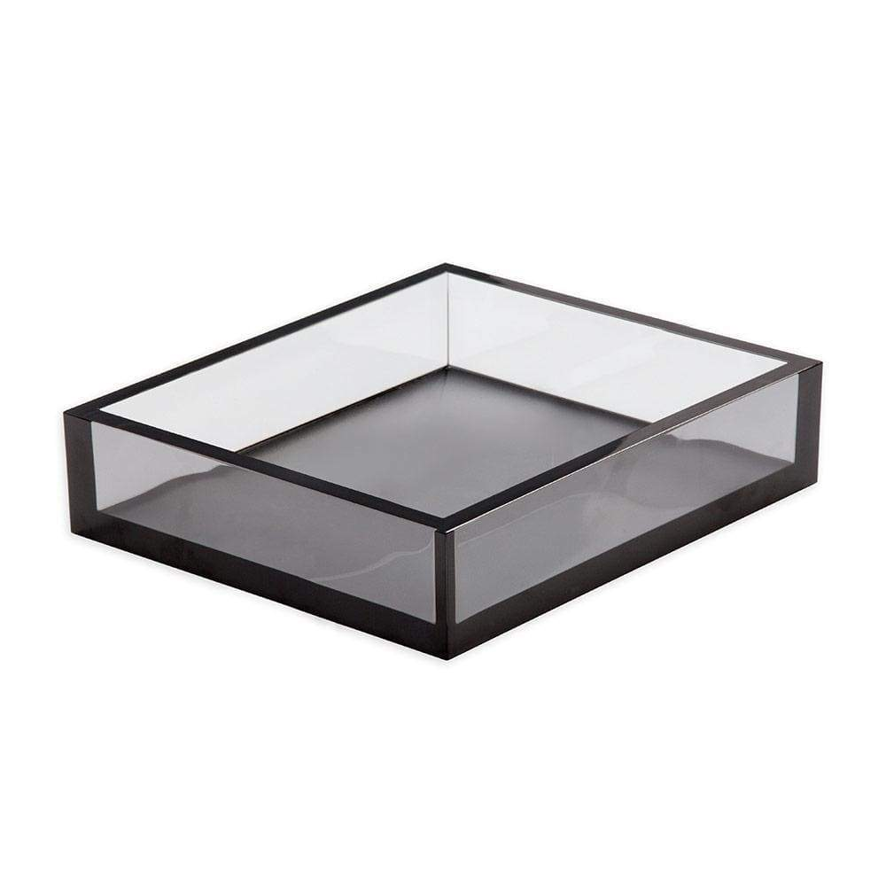 Acrylic NAPKIN HOLDERS  Available in 2 sizes & 2 Colors