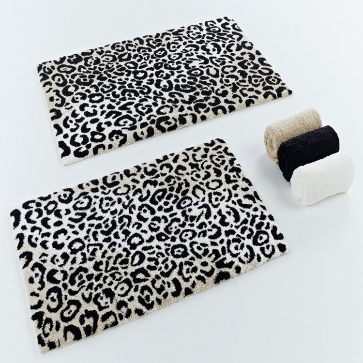 Leopard Rug Collection by Abyss & Habidecor