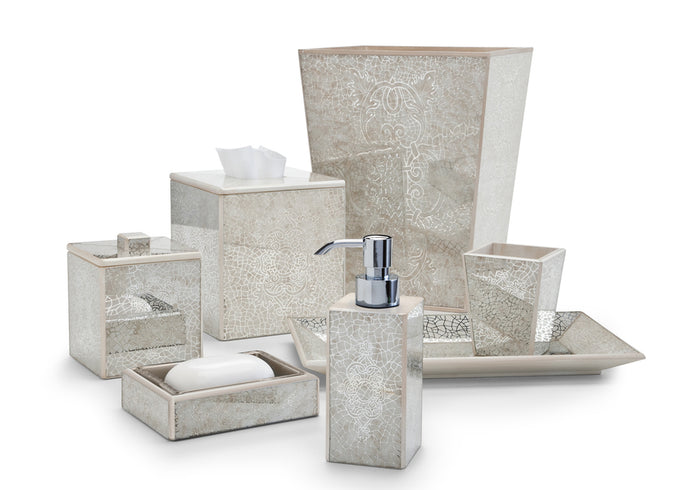 Labrazel Miraflores Ivory Bath Accessories