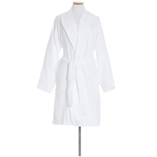 Anthem Light Weight Woven Short Robe